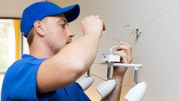 Colchester Castle domestic electrician