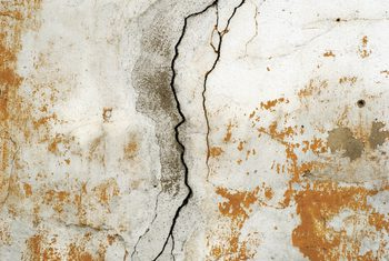 cracks in house walls